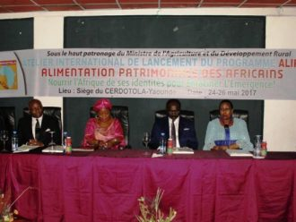 Africa commits to the value of its patrimonial food