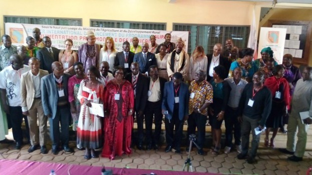31 presentations were delivered during the 3-day workshop on African Food Heritage -ALIPA.